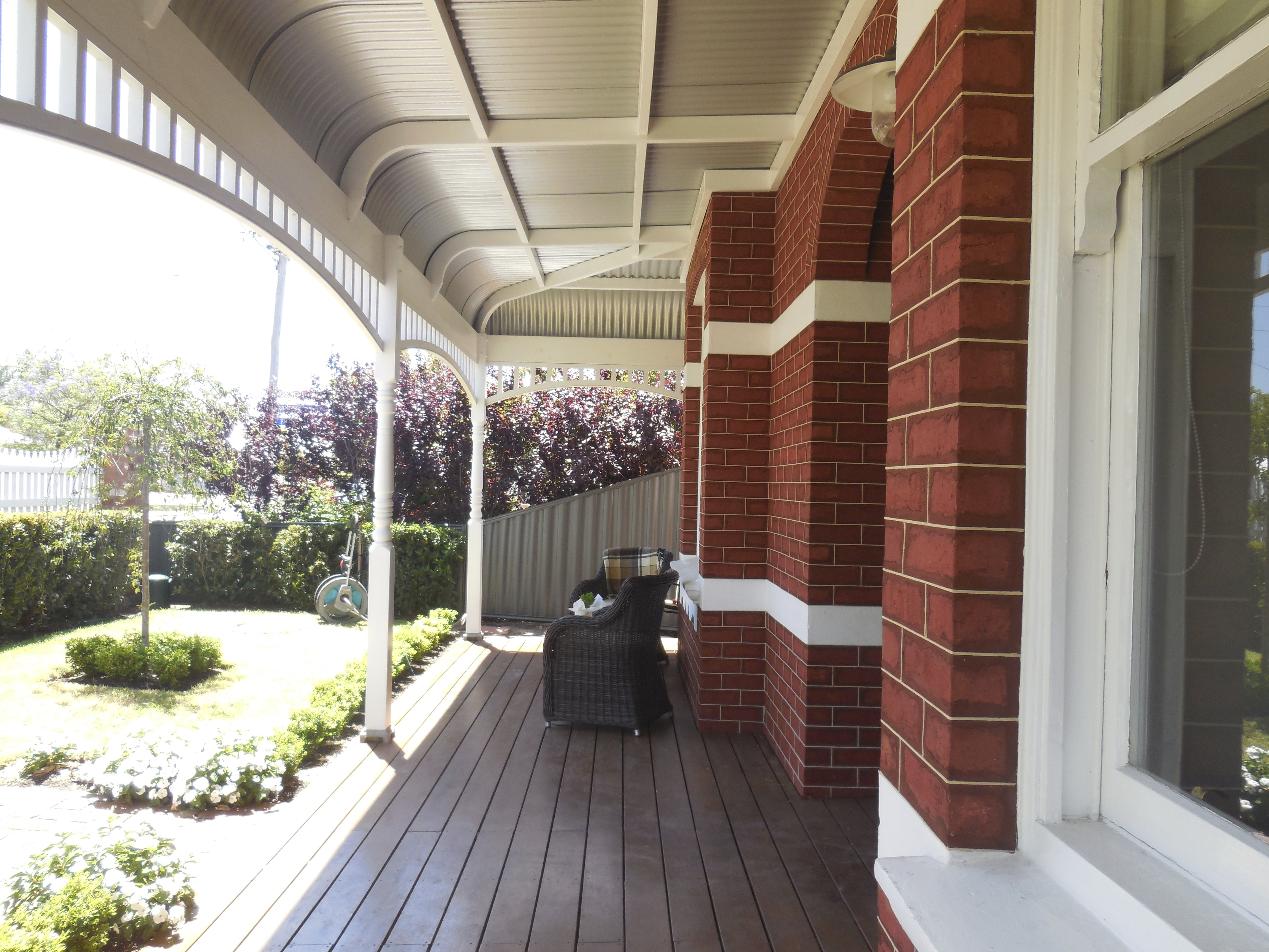 Bullnose Veranda Perth Castlegate Home Improvements