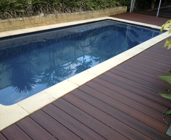 Pool Decking Perth By Castlegate Perth Pool Decking