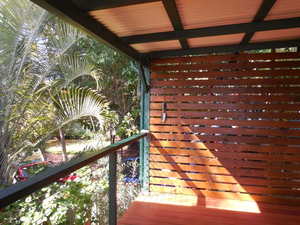 Timber screens Perth