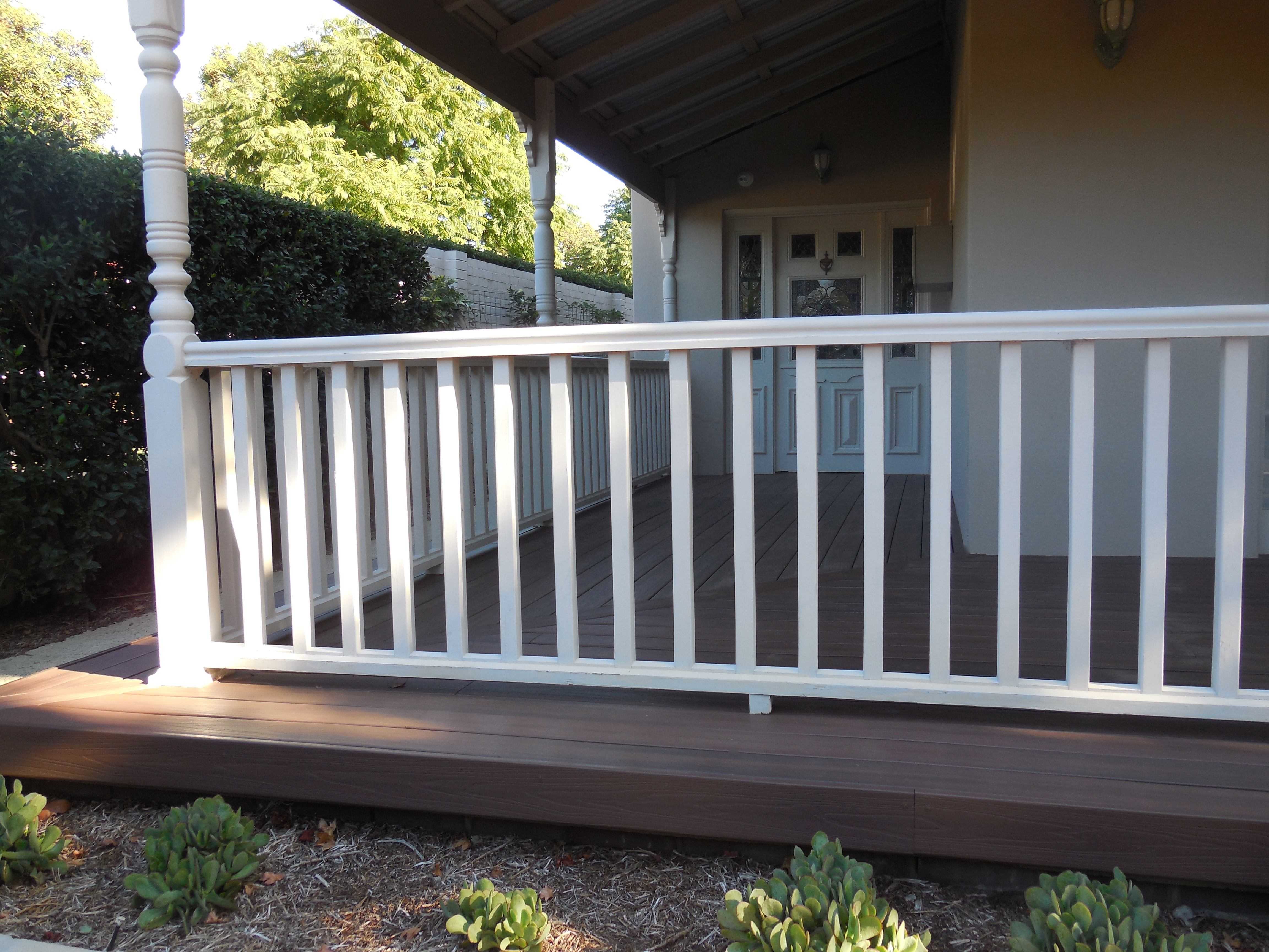 Composite decking perth castlegate home improvements for Veranda composite decking