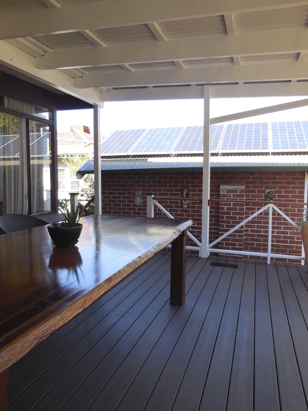 Composite decking perth castlegate home improvements for Best composite decking brand 2016