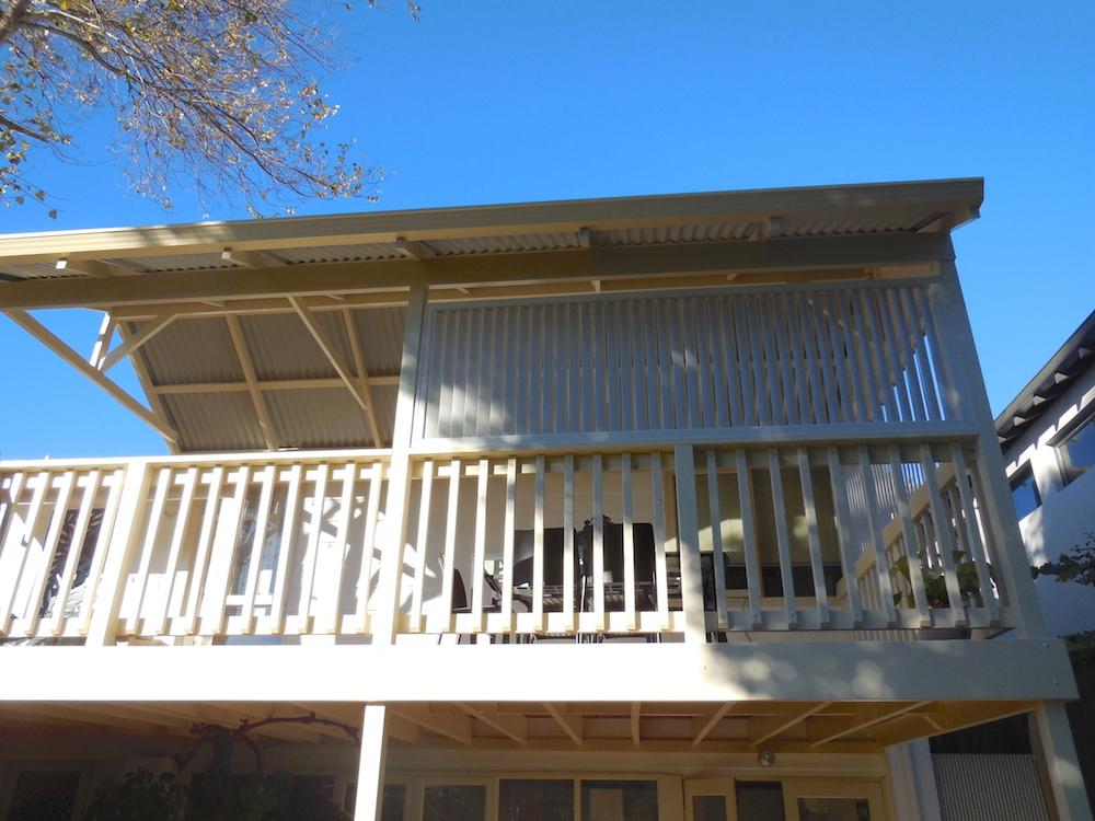 Balcony Building Amp Refurbishment Perth Castlegate Home