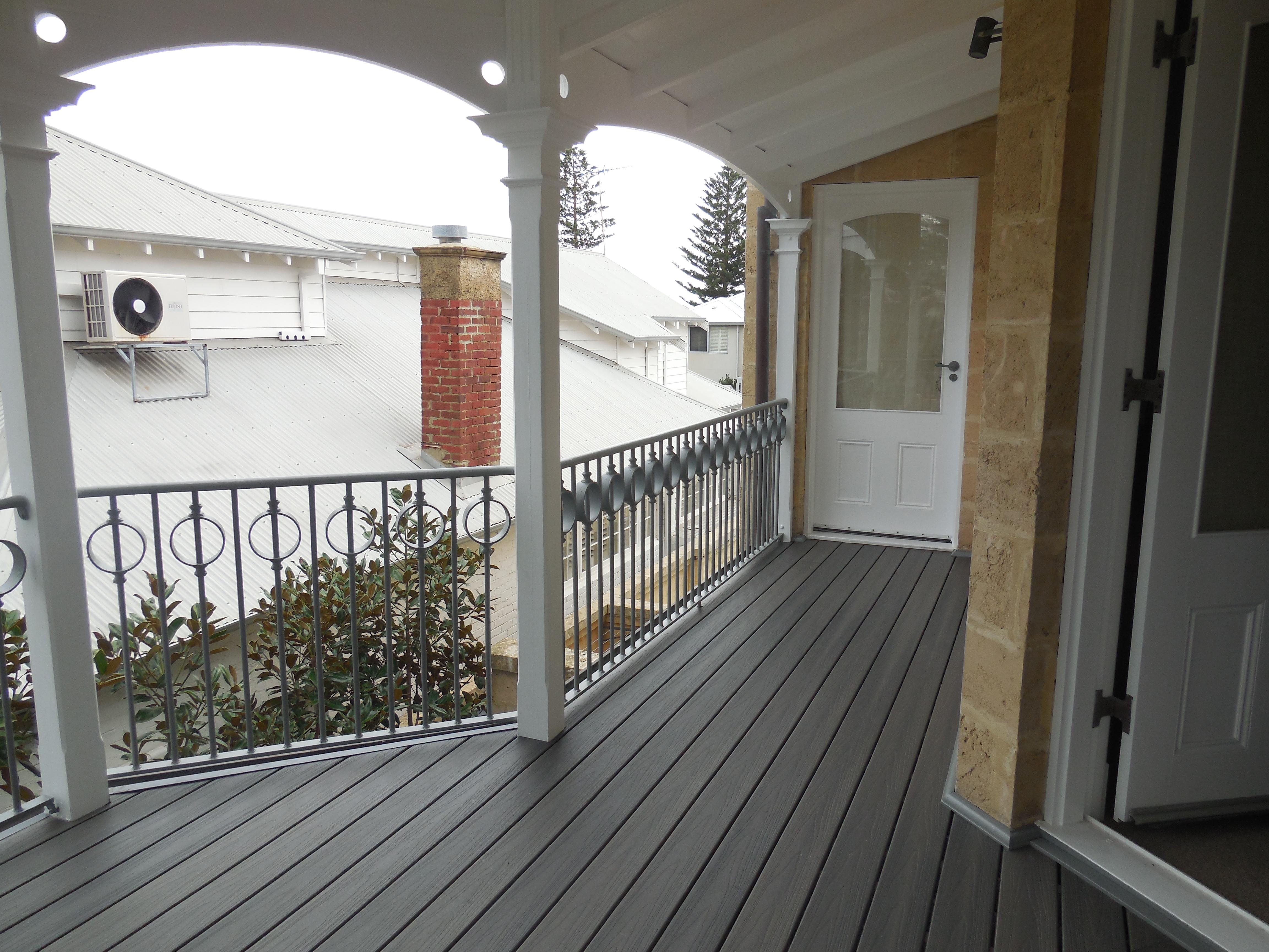 Composite Decking Perth Castlegate Home Improvements