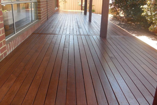Beautiful Timber Decking - Deck Builders Perth